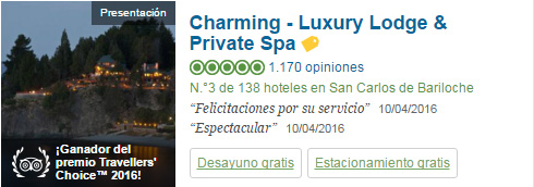 Charming Luxury Lodge and Private Spa