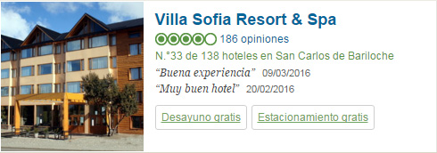 Villa Sofia Resort and Spa