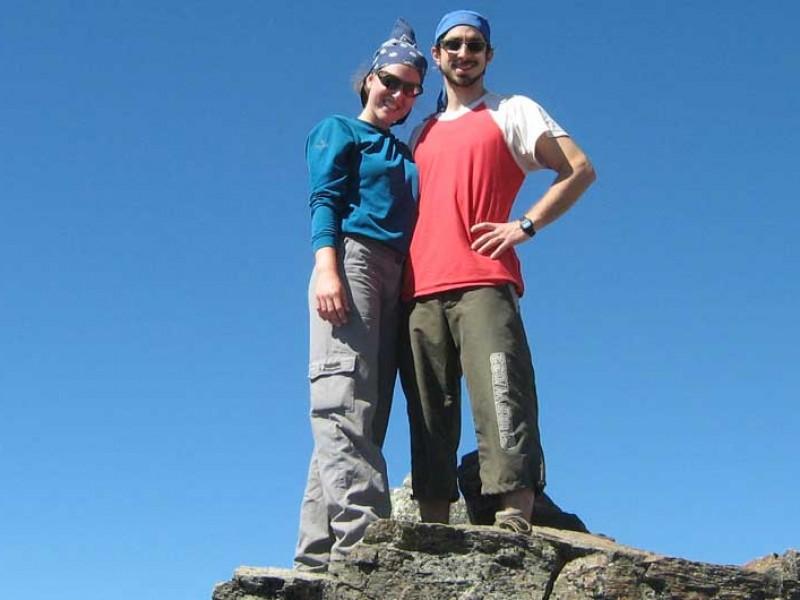 Trekking Cumbre Cerro Challhua-co 3