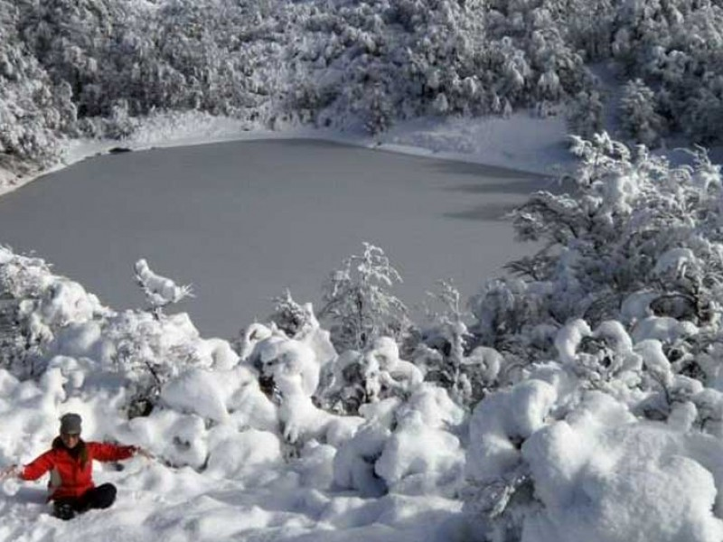 Caminata a Laguna Congelada y Almuerzo 7