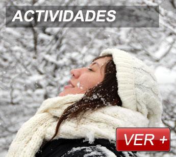 Actividades Bariloche Invierno